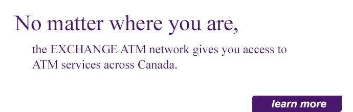 Exchange ATM Network