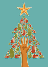 christmas helping hands